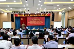 """Hội nghị triển khai thực hiện Đề án """"Hoàn thiện hệ thống định mức và giá xây dựng"""""""