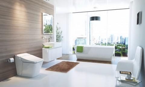 Những thiết kế toilet siêu thông minh có mặt tại Việt Nam
