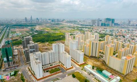 Đấu giá hàng nghìn căn hộ tái định cư ở Thủ Thiêm nhưng không ai mua