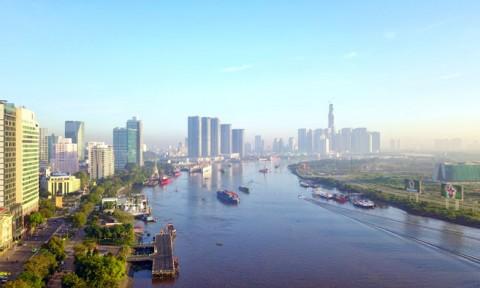 Nét kiến trúc một đô thị ven sông rất cần bảo tồn