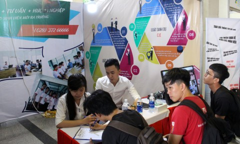 Ngày hội việc làm Kiến trúc – UAH Career Fair 2018