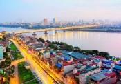 Thành phố hai bên sông Hồng không thể vội vã