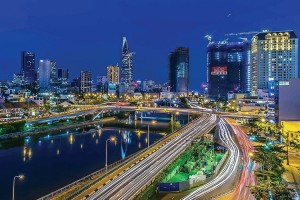 Đô thị thông minh, điểm nhấn của thị trường bất động sản TPHCM