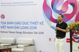 Tọa đàm và phát động cuộc thi thiết kế tài năng sáng tạo trẻ toàn cầu 2018