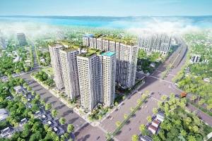 Đường Minh Khai mở rộng, bất động sản hưởng lợi lớn