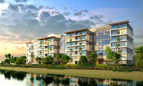 Jamona Sky Villas – biệt thự trên không ven sông duy nhất tại quận 7