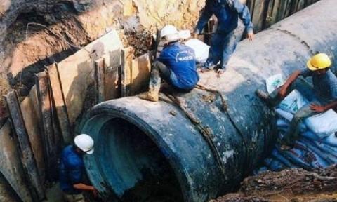 Hà Nội đầu tư gần 20 tỷ đồng xây dựng cống Mô Tồn