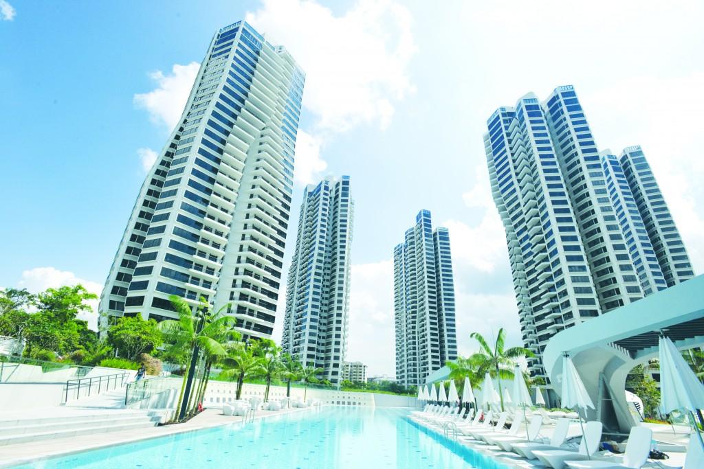 d'Leedon Condominium, Singapore
