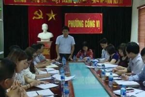 """Dự án cống hóa mương Phan Kế Bính: """"Quýt làm… cam chịu""""?"""