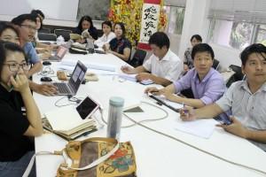 """Sinh hoạt học thuật: """"Quy hoạch đô thị Lyon, Busan, Bangkok, Kuala Lumpur, Yangon"""""""