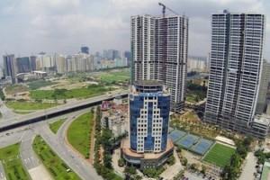 Hà Nội: Nhiều dự án chung cư nhộn nhịp bung hàng