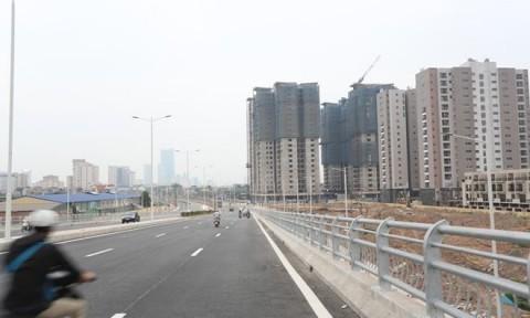 Thị trường bất động sản: Xuôi chèo, mát mái đầu năm