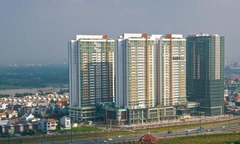 Giá căn hộ tại Quận 2 (TPHCM) biến động mạnh