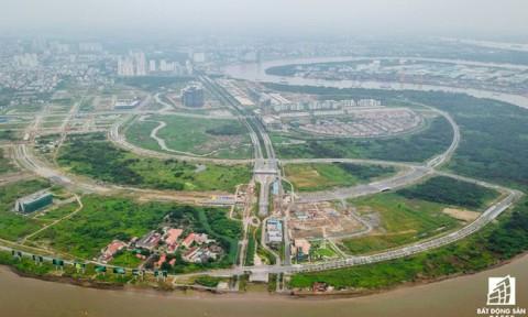 """Nhà đầu tư lướt sóng chạy khỏi đặc khu, nhà đất Sài Gòn """"nuôi hi vọng"""""""