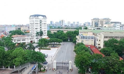 Lễ ra mắt chương trình đào tạo Thạc sĩ Quản lí phát triển đô thị