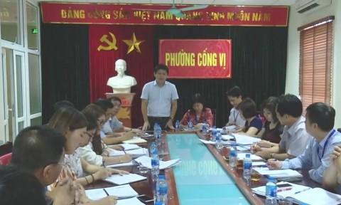 Quá hạn di dời, Hà Nội đối thoại với doanh nghiệp kinh doanh ở mương Phan Kế Bính