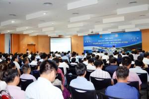 """Quảng Ninh: Hội thảo KHCN toàn quốc """"Cát nghiền thay thế cát tự nhiên – Vật liệu thân thiện với môi trường"""""""