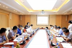 Thẩm định Đồ án Quy hoạch chung đô thị Hòa Lạc