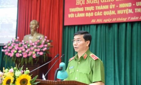 Hà Nội đang có hơn 8.000 cơ sở nguy hiểm về cháy nổ
