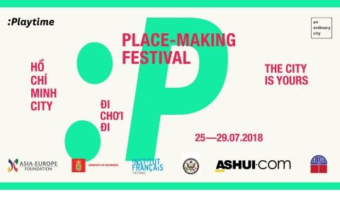 Lễ hội thiết kế đô thị :Playtime (Đi Chơi Đi)