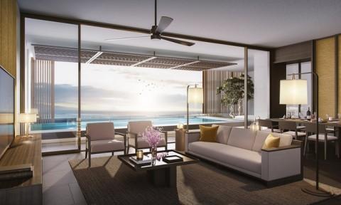 Sky Villas Regent Residences Phu Quoc ghi điểm nhờ tầm nhìn panorama 360 độ