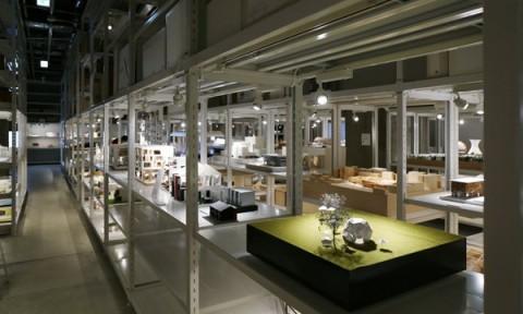 Tới thăm bảo tàng mô hình kiến trúc Nhật Bản