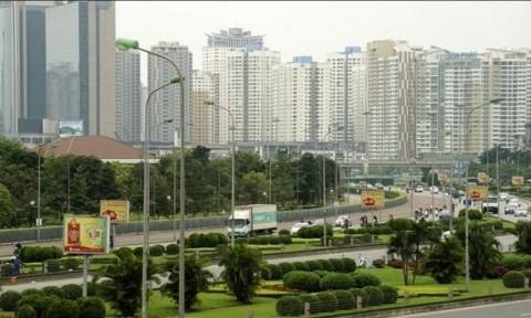 """Bất động sản Hà Nội: Hạ tầng bùng nổ, phía Tây phất """"như diều gặp gió"""""""
