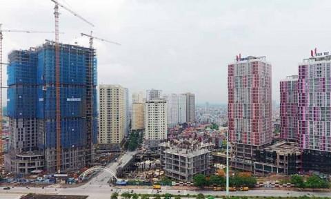 Bất động sản Hà Nội: Chung cư ế ẩm, văn phòng khả quan