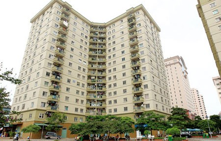 Hà Nội trả lời chất vấn về quản lý nhà chung cư