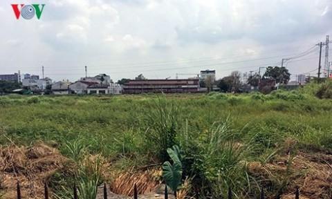 TPHCM: Nhiều bất cập trong quản lý dẫn đến sai phạm về đất công