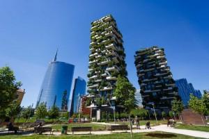 'Bosco Verticale'- chung cư vườn treo được bao phủ đầy cây xanh ở Milan