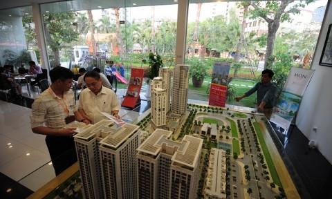 Giao dịch căn hộ chung cư tăng nhẹ
