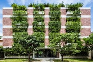 Ngắm khách sạn xanh giữa phố cổ Hội An vừa đạt giải kiến trúc