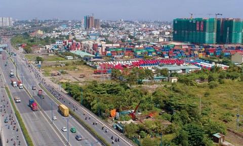 """Miền đất hứa tại """"khu đô thị sáng tạo"""" TPHCM"""