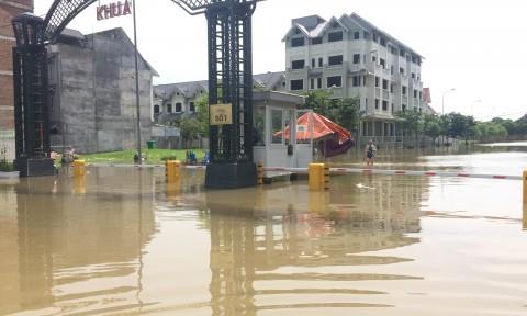 Chuyên gia lý giải nguyên nhân các khu đô thị mới, hiện đại cứ mưa là ngập nặng