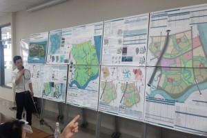 ĐH Kiến Trúc TPHCM : Ấn tượng lễ bảo vệ tốt nghiệp ngành Quy hoạch vùng và đô thị