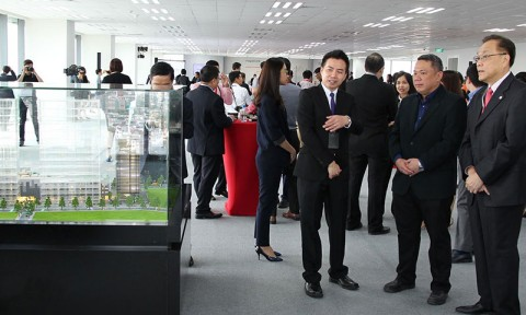 Thị trường bất động sản Việt Nam tiếp tục hút vốn ngoại