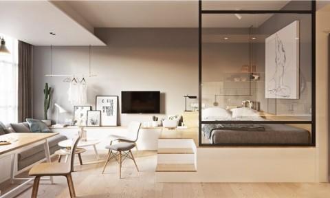 Lợi ích không ngờ của kính trong thiết kế căn hộ