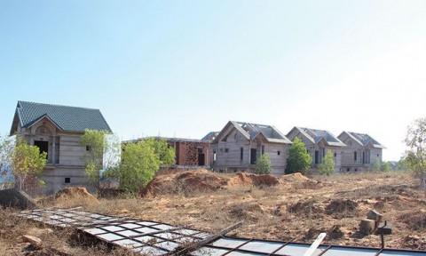 """Bất động sản nghỉ dưỡng Bình Thuận vẫn đang """"ngái ngủ"""""""