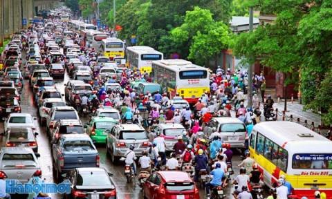 Giảm áp lực giao thông: Quy hoạch lại cấu trúc đô thị