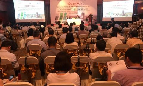Hội thảo Xử lý chất thải làm nhiên liệu thay thế cho sản xuất xi măng