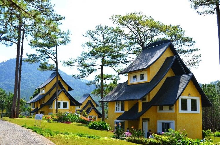 Bảo tồn các công trình nhà ở biệt thự với kiến trúc đặc trưng tại TP Đà Lạt
