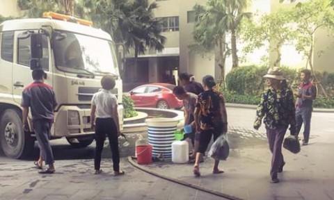 Nghịch lý Thủ đô: Hà Nội vừa ngập lụt, vừa thiếu nước sinh hoạt