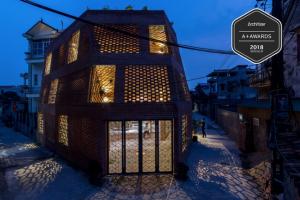 Việt Nam thắng lớn tại giải Oscar Kiến trúc A+ 2018