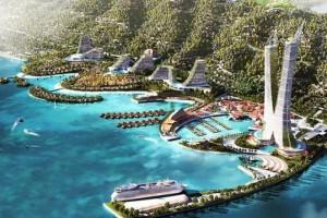 """""""Siêu"""" dự án 88 tầng tại Vân Đồn: Chuyên gia bày tỏ lo ngại"""