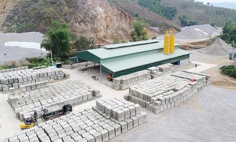 Sơn La rà soát quy hoạch vật liệu xây dựng