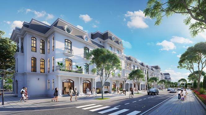 Nhà liền kề Vinhomes Star City có diện tích 72-233,5m2 với thiết kế tối ưu, linh hoạt cho cả 2 nhu cầu đầu tư và an cư (hình ảnh minh họa)
