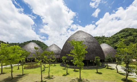 5 công trình Việt đoạt giải kiến trúc xanh 2018