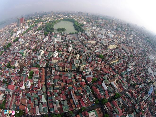 Không gian khu phố cổ Hà  Nội, một di sản đô thị quy mô lớn cần có các định hướng bảo tồn phát huy giá trị trong tiến trình phát triển đô thị