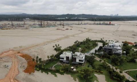 Malaysia cấm người nước ngoài mua nhà ở dự án đô thị sinh thái lớn